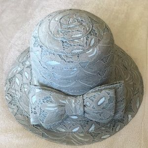 Ellen Tracy Lace Hat